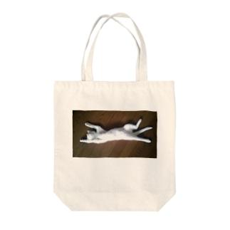 にょいーん Tote bags