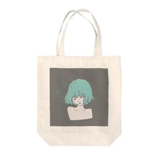 ねむ乃ちゃん◎ Tote bags