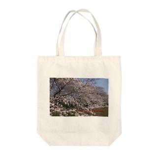 光景 sight0070 桜 2015_015 サクラ Tote bags