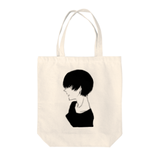 黒根の無題 Tote bags