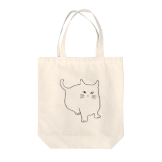 ネコさん Tote bags
