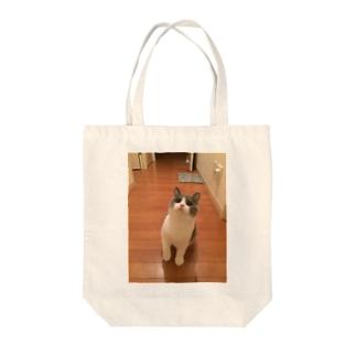 ブリショー吟 Tote bags