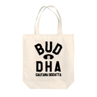BUD DHA(ブッダ) Tote bags