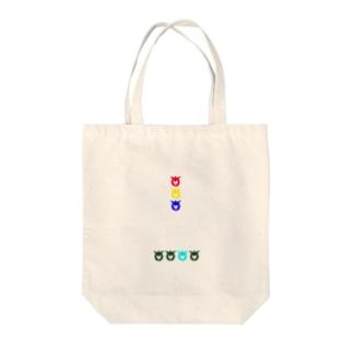 合川3マーク Tote bags