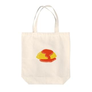 ケチャップドバドバおむらいす Tote Bag