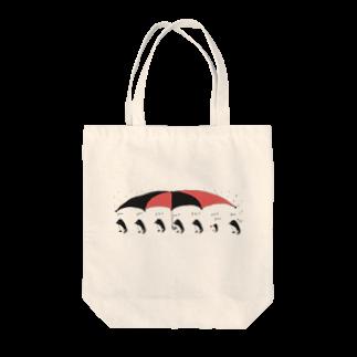 キオのあいあい傘 Tote bags