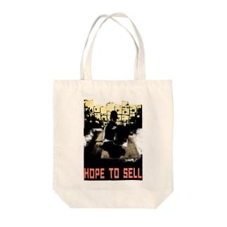 転売闇市 Tote bags