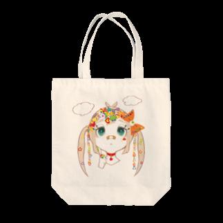 ClowZのにじいろちゃん Tote bags