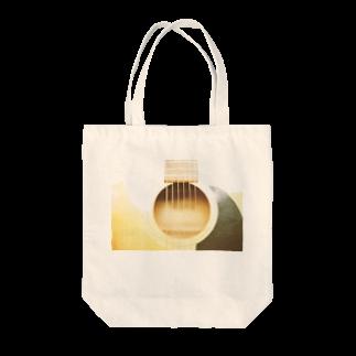 avi (アビ)のギター Tote bags