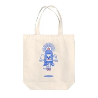 へびりんご Tote bags