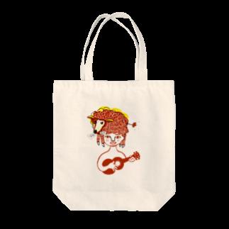 elliのひつじ雲 Tote bags