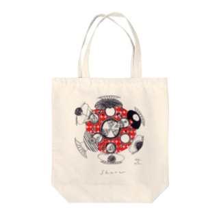 share(coffee) Tote bags