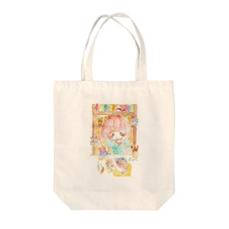 彼女のアトリエ Tote bags
