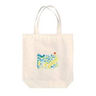 宮島 Tote bags