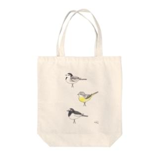 -SEKIREI No.3- Bird call Tote bags