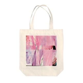 Ambient Purple Tote bags
