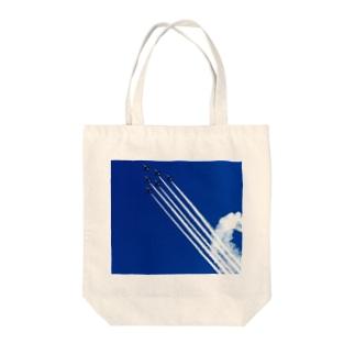 大空へGO‼️ Tote bags