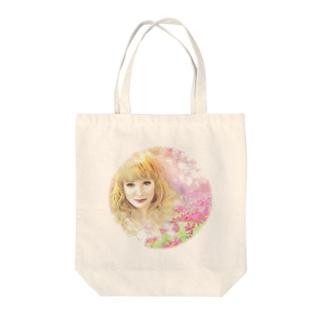 Aurora Tote bags