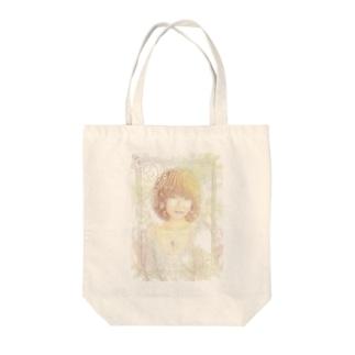 lady-nada Tote bags