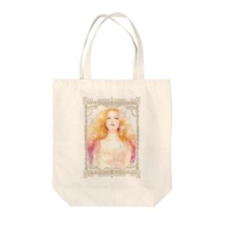 Aphrodite Tote bags
