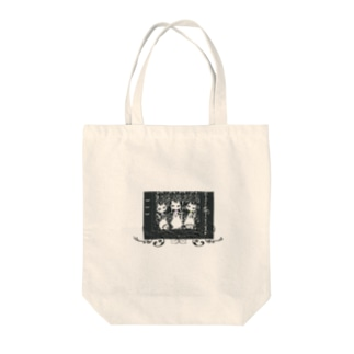 Voleures(泥棒猫) Tote bags
