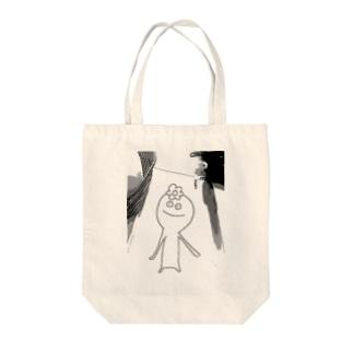 ぴよぴよびより Tote bags