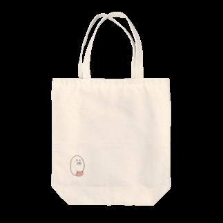 ぺちぺち工房 Pechi Pechi Atelierのぺちらしくん Tote bags