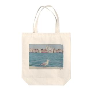 ベネチアのかもめ Tote Bag