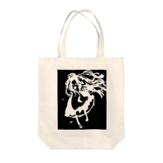 メイド服 Tote bags
