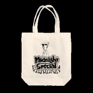 izumi_salonのmidnight special Tote bags