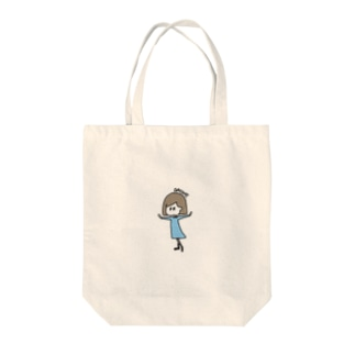 DAYONEちゃん Tote bags
