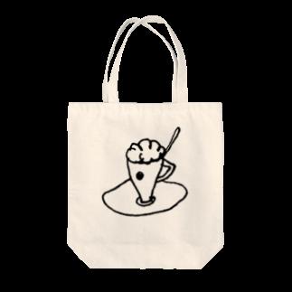 izumi_salonのCUP Tote bags
