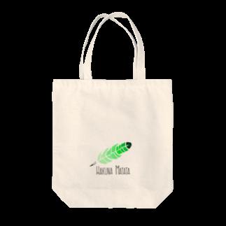 MaymayのHAKUNA MATATA Tote bags
