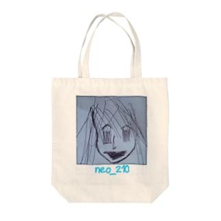 neo_210さんのチェキ Tote bags