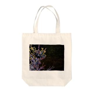 桜 サクラ cherry blossom DATA_P_093_F Tote bags