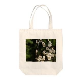 梅 ウメ Japanese apricot DATA_P_096 Tote bags