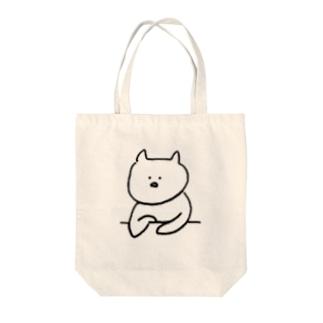 ただのねこ太郎 Tote bags