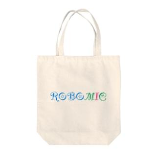 ROBOMIC Tote bags