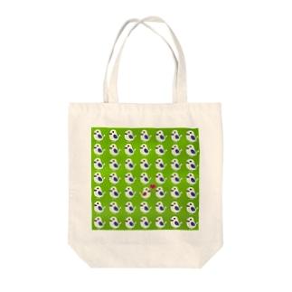 コトリコトリ Tote bags
