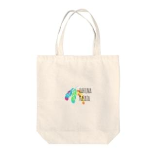 HAKUNA MATATA Ⅱ Tote bags