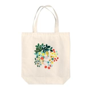 君に花束を Tote bags