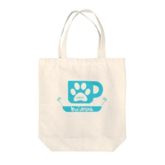Ba'drunk for Boys ロゴ Tote bags
