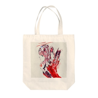 赤天使ちゃん Tote bags