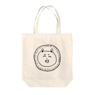 ライオンくん Tote bags
