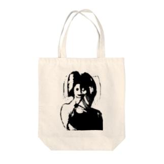 JOVIAN (木星人) Tote bags