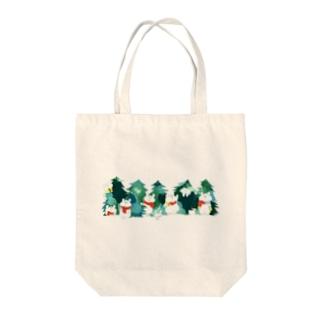 モミの木 Tote bags