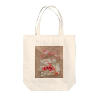 すてきなおかし Tote bags