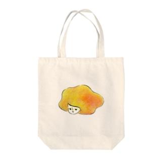 夢想ガール Tote bags