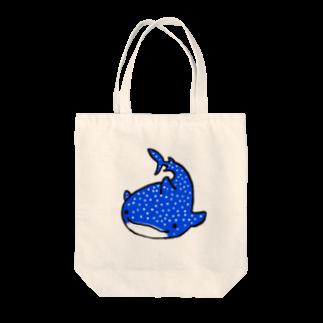 raraのジンベエザメ Tote bags