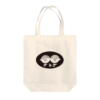 J&J(クロ) Tote bags